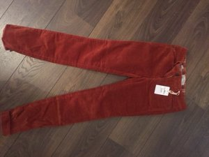 Springfield Pantalón de pana multicolor