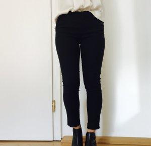 Springfield Damen Anzughose Kostüm schwarz S 36