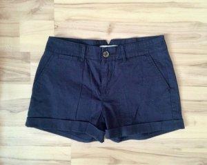 Springfield Short moulant bleu foncé coton