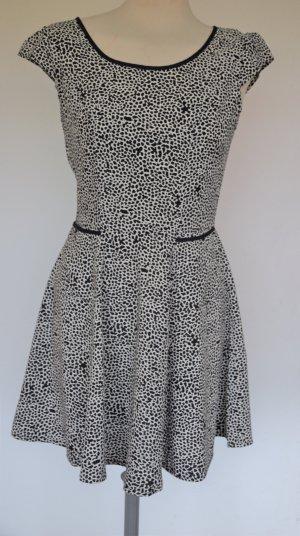 """Springfield - Sommer Kleid mit """"animal print"""" - neu Gr. 36"""