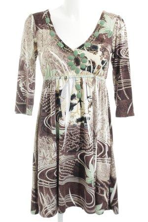 SPY exchange Stretch jurk Patroon-mengeling casual uitstraling