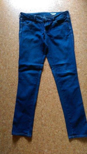 Sqin Blue-Jeans Low Waist