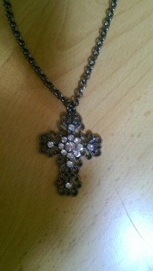 Sreet One Modeschmuck Halskette mit einem Anhänger