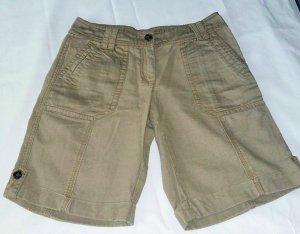 Yessica Shorts grigio-verde-marrone-grigio Cotone