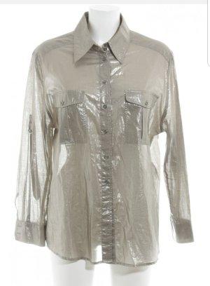 St.Emil # edel glänzende Bluse # D 40/D42
