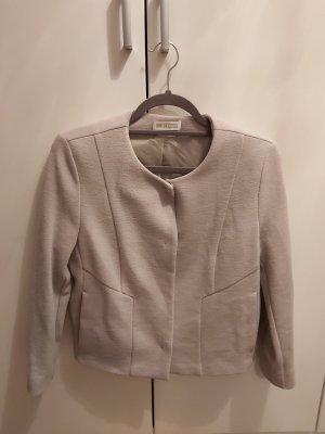 St. emile Knitted Blazer grey lilac-mauve