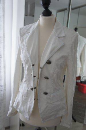 ST.EMILE Blazer Größe 40 weiß