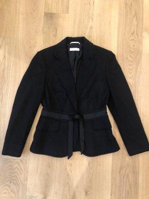 St. emile Blazer in lana nero