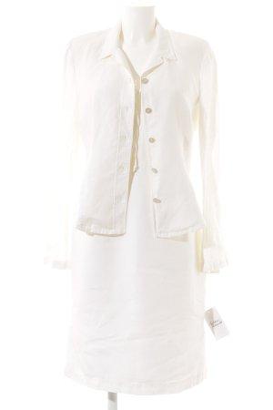 St. emile Bleistiftkleid weiß Elegant