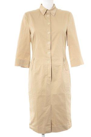 St. emile Blusenkleid beige Casual-Look