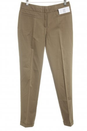 St. emile Bundfaltenhose beige Business-Look