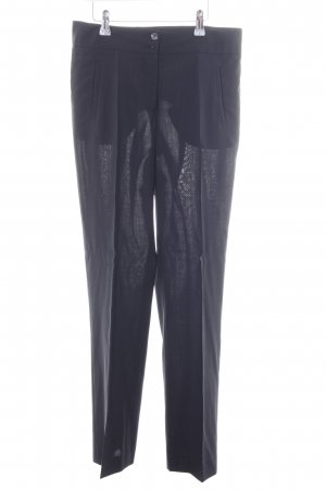 St. emile Pleated Trousers blue casual look
