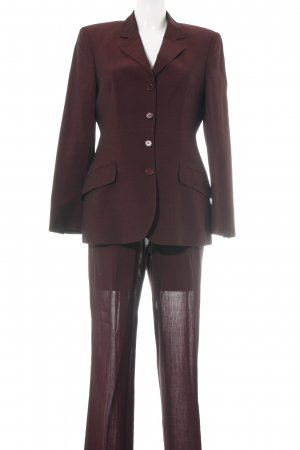 St. emile Business Suit red business style