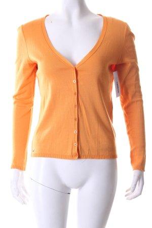 St. emile Cardigan orange Casual-Look