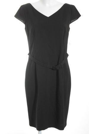 St. emile Etuikleid schwarz Elegant