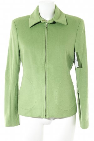 St. emile Fleece Jackets meadow green casual look