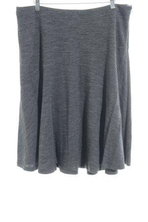 St. emile Flared Skirt dark grey casual look