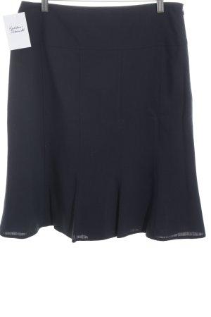 St. emile Godetrok donkerblauw zakelijke stijl