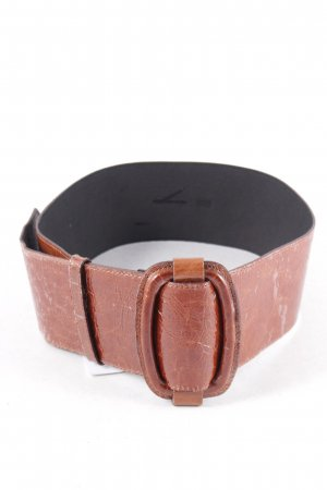 St. emile Cinturón marrón look Street-Style