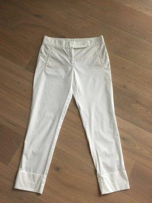 Pantalon 7/8 blanc
