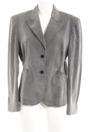 St. emile Denim Blazer grey simple style