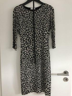 St. emile Kleid Leopard Optik, elegant, Gr 36