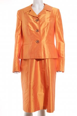 St. emile Damespak oranje elegant