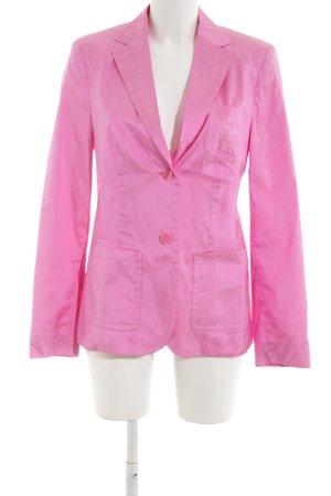 St. emile Kurz-Blazer pink Casual-Look