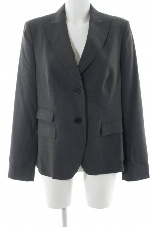 St. emile Kurz-Blazer anthrazit Business-Look