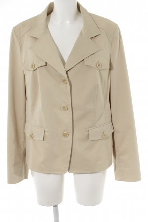 St. emile Kurz-Blazer beige Business-Look