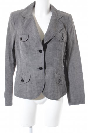 St. emile Kurz-Blazer grau Business-Look
