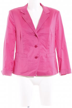 St. emile Kurz-Blazer pink Business-Look