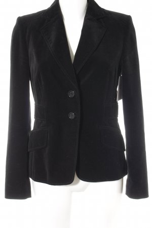 St. emile Kurz-Blazer schwarz Business-Look