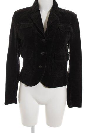 St. emile Kurz-Blazer schwarz klassischer Stil