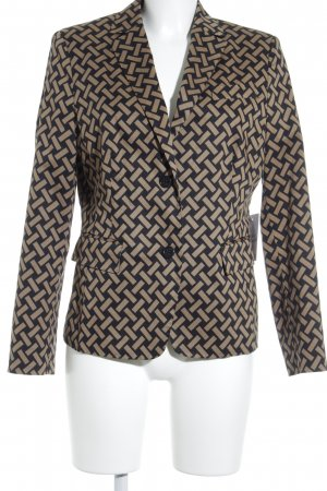 St. emile Short Blazer black-sand brown elegant