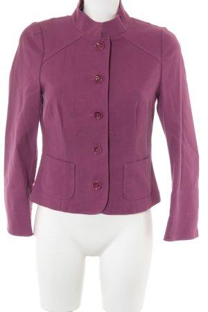 St. emile Kurz-Blazer violett Elegant