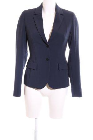 St. emile Long-Blazer blau Business-Look