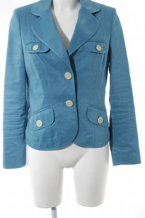 St. emile Long-Blazer kadettblau Casual-Look