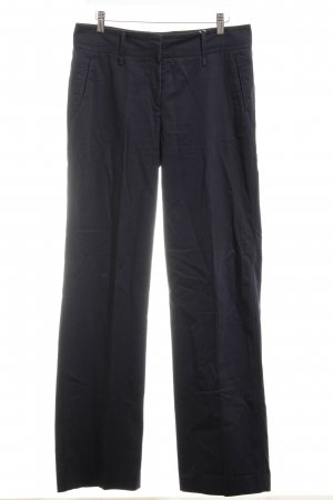 St. emile Marlene Trousers dark blue business style