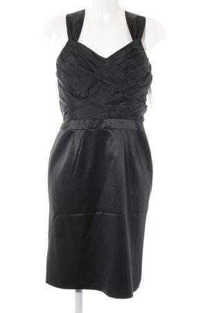 St. emile Minikleid schwarz Elegant