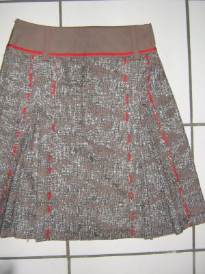 St. emile Lace Skirt multicolored viscose