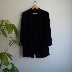 St. emile Long Blazer black new wool