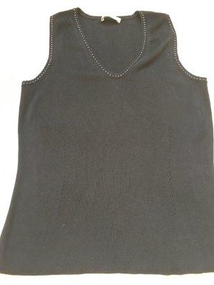 St. Emile schwarzes Shirt Gr. 38