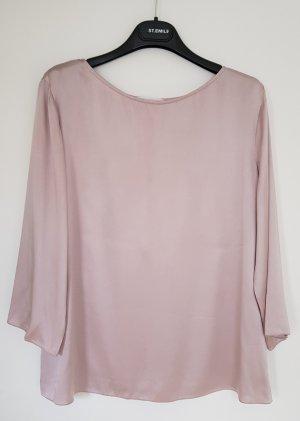 St. emile Zijden blouse roségoud