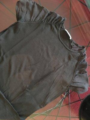 St. emile Camicia maglia marrone scuro