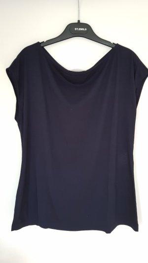 St. Emile Shirt, dunkelblau