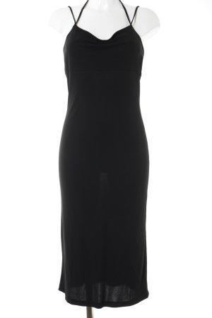 St. emile Trägerkleid schwarz Elegant