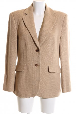 St. emile Woll-Blazer nude Business-Look