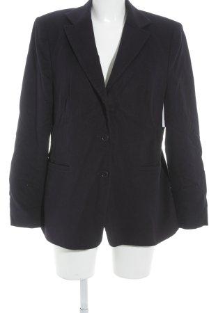 St. emile Woll-Blazer dunkelblau Business-Look