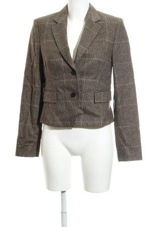 St. emile Wool Blazer glen check pattern Brit look